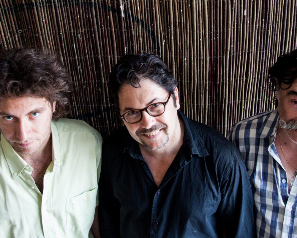 """Olivier Cahours Trio   """"Prendre le temps"""""""